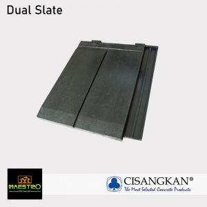 Cisangkan Dual Slate