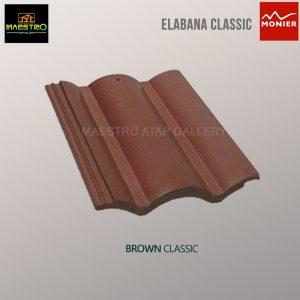 Genteng ELABANA BROWN CLASSIC