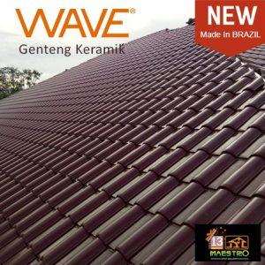 Genteng Keramik Wave 2