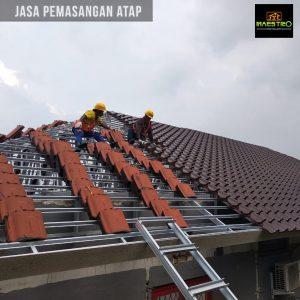 Jasa Pembangunan Atap 2