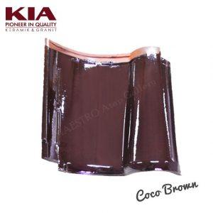 Pic Genteng KIA Coco Brown