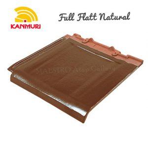 Pic Kanmuri Full Flatt Natural