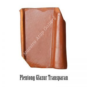 Plentong Glazur Transparan